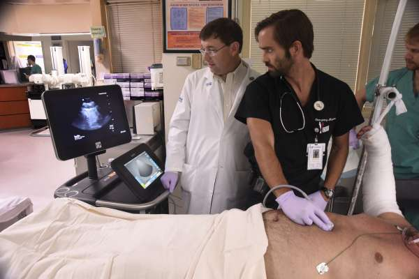 UF Emergency Medicine Ultrasound Fellowship